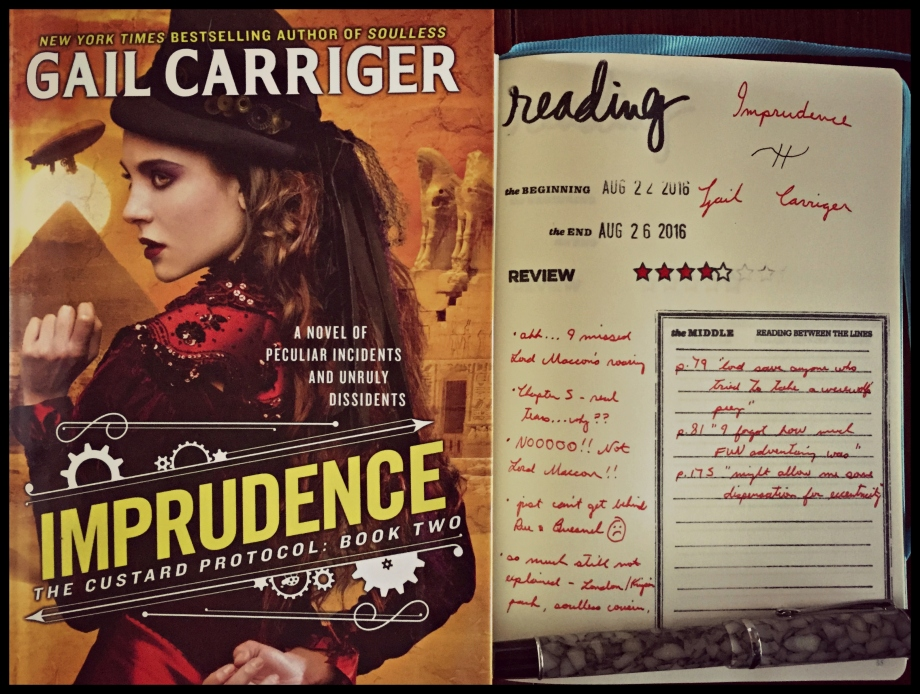 Book Review - Imprudence