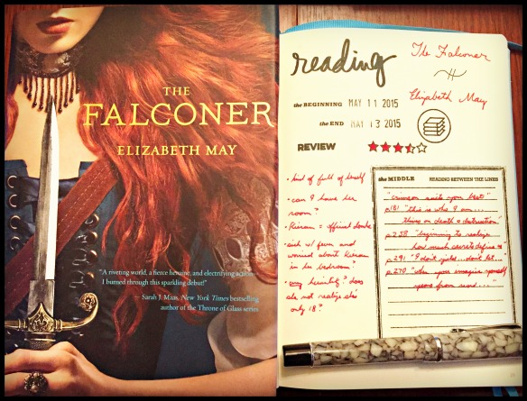Book Review - The Falconer
