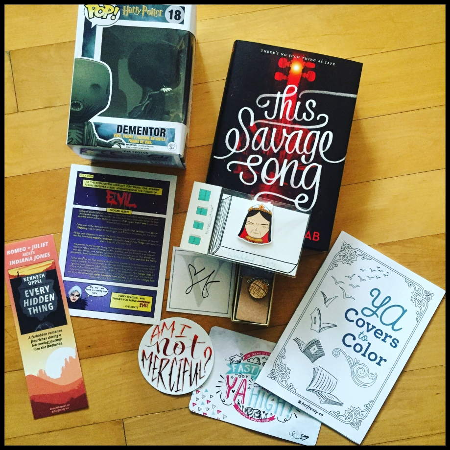 Review - July 2016 Owlcrate1